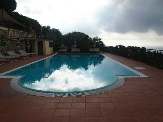 Hotel Liliana : piscine