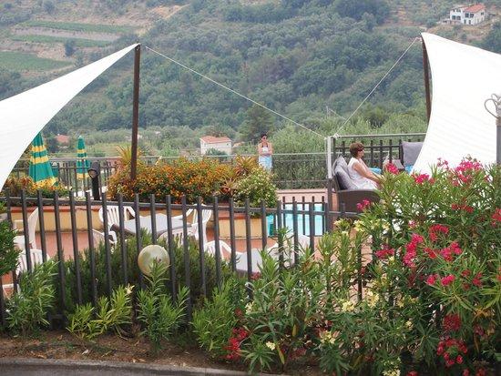 Hotel Liliana : vue de la chambre