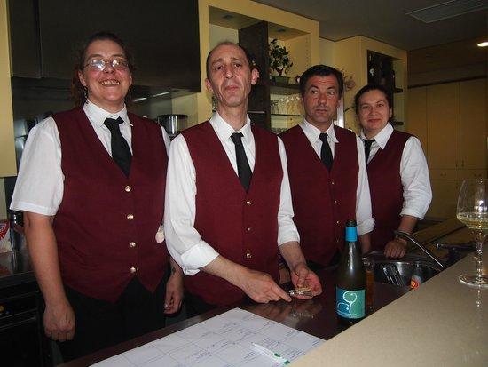 Hotel Liliana: équipe formidable
