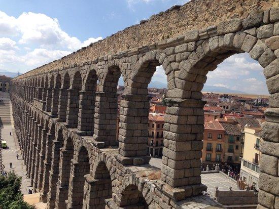 Aquädukt von Segovia: Arqueduto de segovia