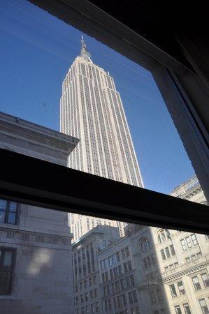 Hotel 373 Fifth Avenue: Vista des de la habitación