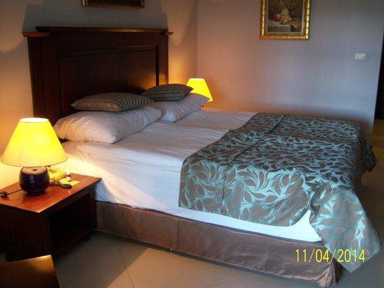 Hotel Samara: Chambre