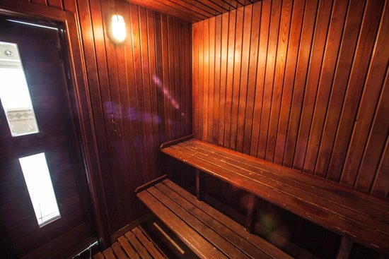 Hotel Espresso Montreal Centre-Ville/Downtown : Sauna