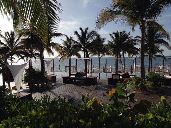 Villa del Palmar Cancun Beach Resort & Spa : VIP area