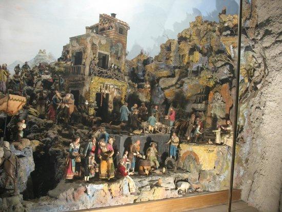 Certosa e Museo di San Martino Napoli: Presepe Cuciniello