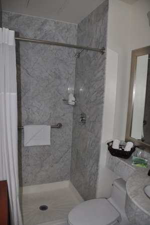 Hotel 373 Fifth Avenue: Baño