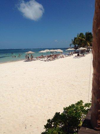 Villa del Palmar Cancun Beach Resort & Spa : Beach
