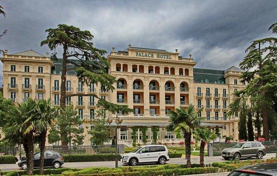 Kempinski Palace Portoroz: Hauptgebäude