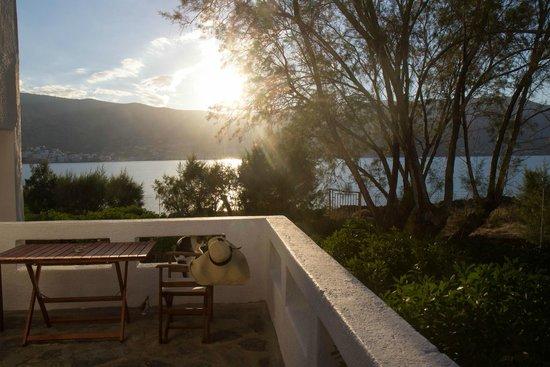 Elounda Island Villas: From the room terrace