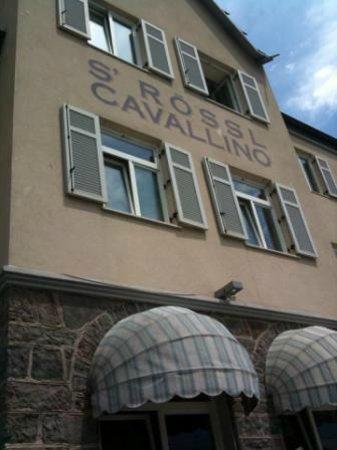 's Rossl - Cavallino: fronte edificio