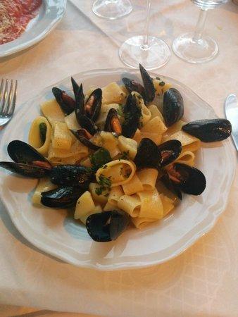 Villa San Michele: Fantastic, home cooked food