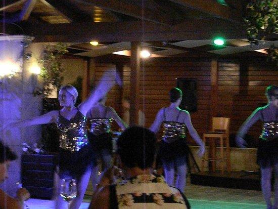 Amathus Beach Hotel Rhodes: cool Friday show