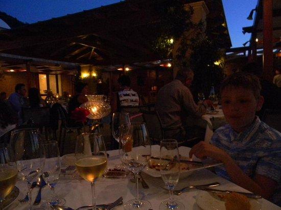 Amathus Beach Hotel Rhodes: Just nice evening