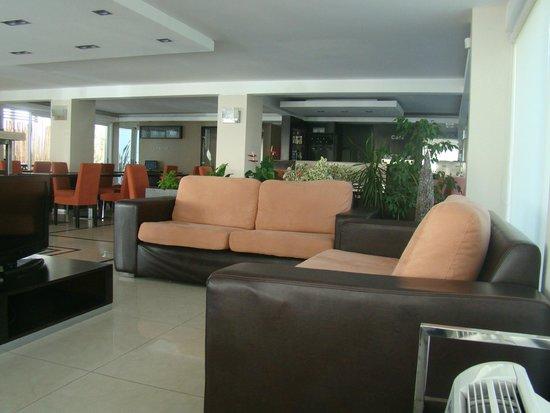 Hall do Hotel Castilla