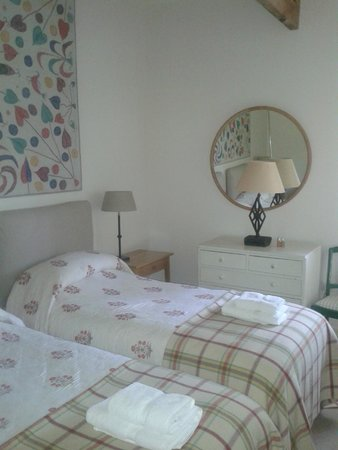 Restormel Manor & Cottages: Hutchings - Twin Room