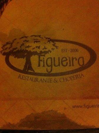 Figueira Restaurante: Indicativo