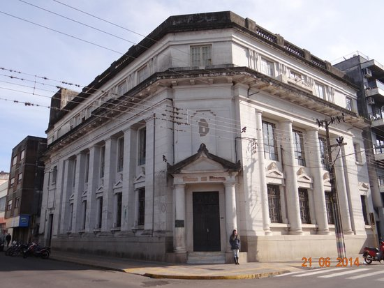Museu Municipal David Canabarro Santana do Livramento RS