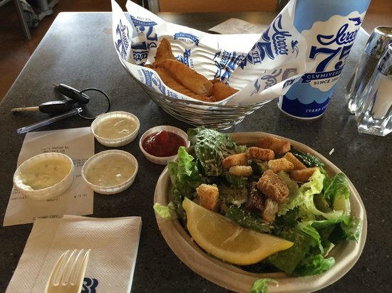 Ivar S Seafood And Chowder Everett Restaurant Reviews Phone Number Photos Tripadvisor