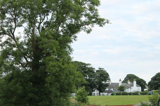 Torrs Warren Country House Hotel: From entry