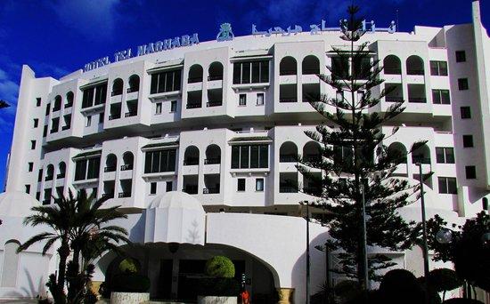 Tej Marhaba Hotel : Front of Hotel
