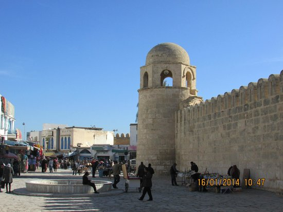 Tej Marhaba Hotel : Sousse Mosque