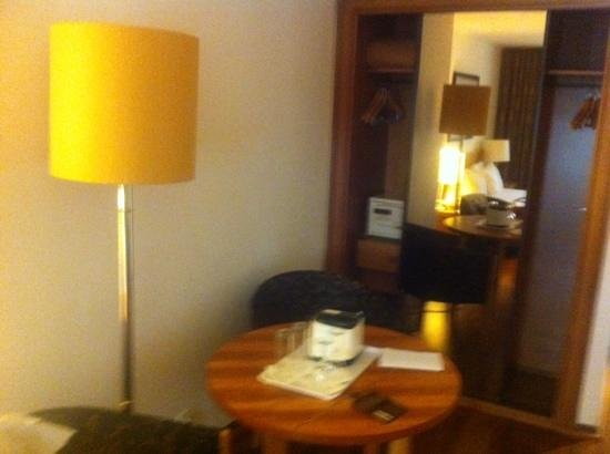 Radisson Blu Hotel, Lisbon: very big room