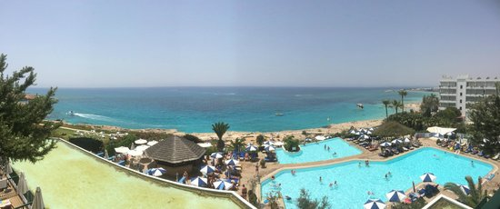 Atlantica Club Sungarden Hotel: panoramic view from exception