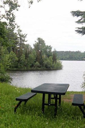 Veterans On The Lake Resort : View from grounds