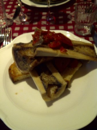 Le Tire-bouchon: Bone marrow