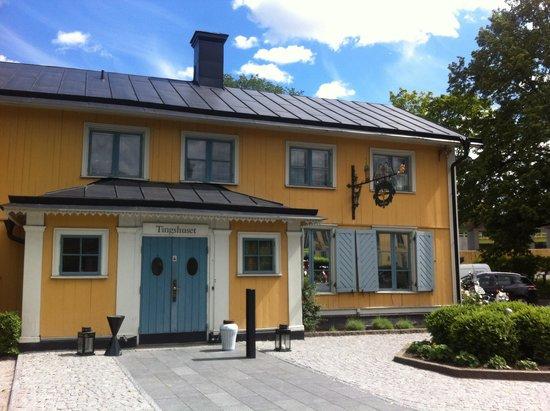 Stallmastaregarden Hotel: Hotel Front