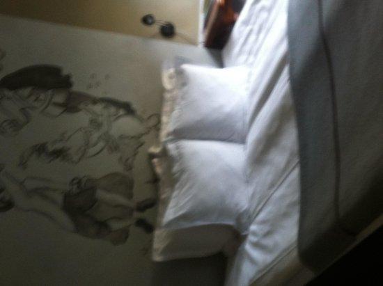 Stallmastaregarden Hotel: Room