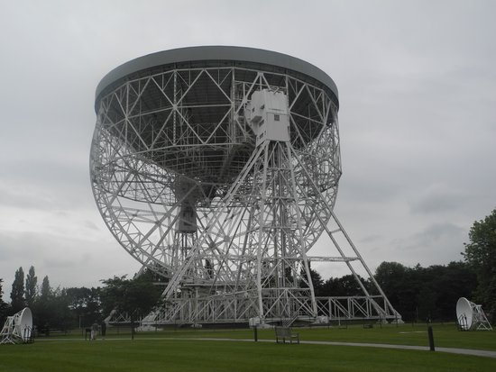 Jodrell Bank Discovery Centre: Lovell Telescope