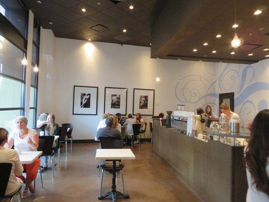Mink A Chocolate Cafe 2: Interior
