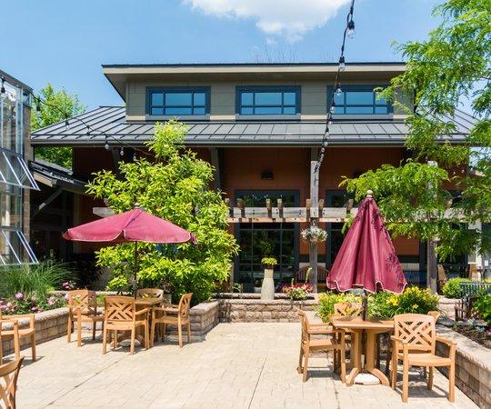 Orchid Cafe at Miller Nature Preserve