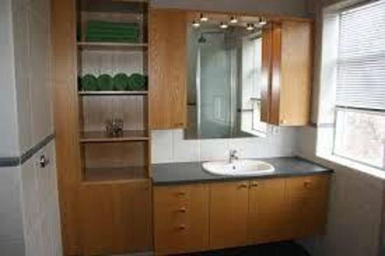 Birta Guesthouse: Upstairs bathroom
