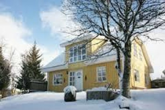 Birta Guesthouse: Winter time