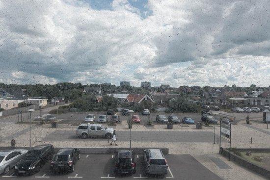 Ocean Hotel : Utsikt från hotellrum