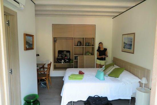 La Casa di Andrea: Our room