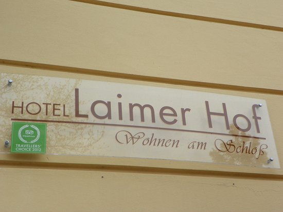 Hotel Laimer Hof: Quaint