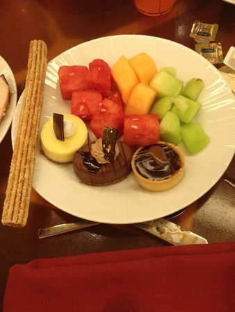 Cravings Buffet : Dessert, so many choices