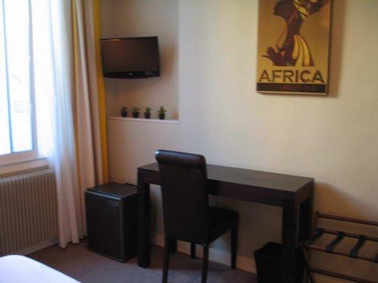 Hotel Albert 1er Cannes: Cannes, Hotel Albert 1er - room