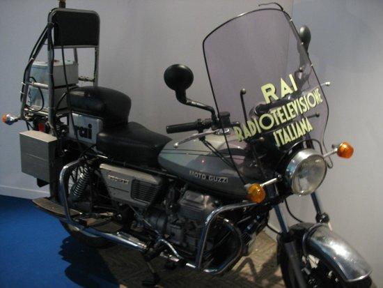 Castel Sant'Elmo : La moto per le corse