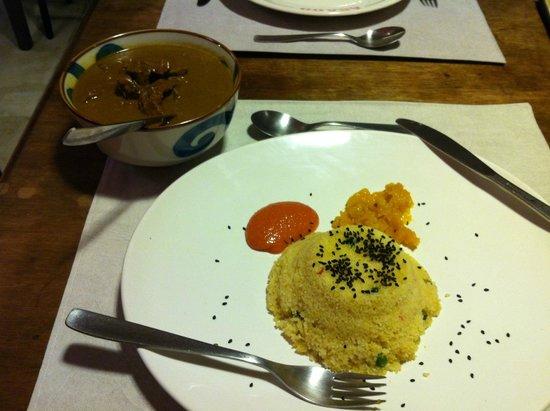 Cozinha Aberta: carne com curry