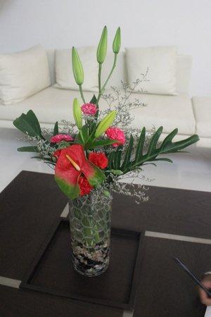 Springs Hotel & Spa: Flowerpot