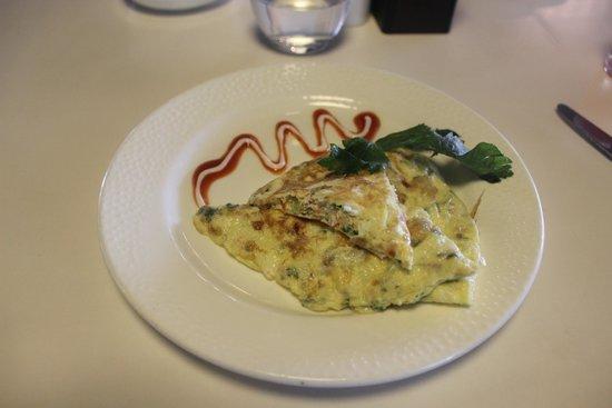 Springs Hotel & Spa: Breakfast