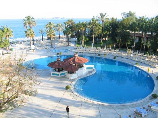 Zen Phaselis Princess Resort & Spa: Вид из номера.