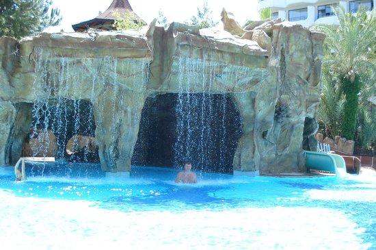 Zen Phaselis Princess Resort & Spa: Аквапарк.