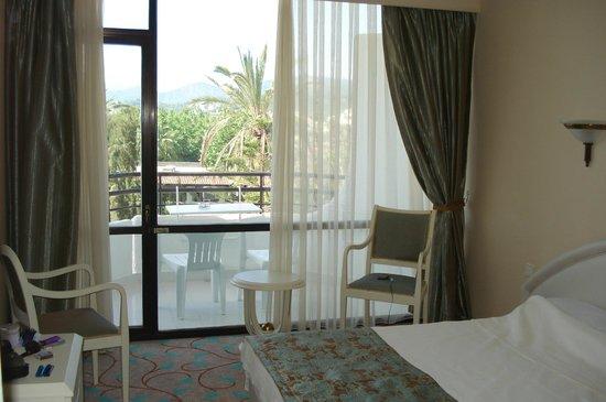 Zen Phaselis Princess Resort & Spa: Номер стандарт.