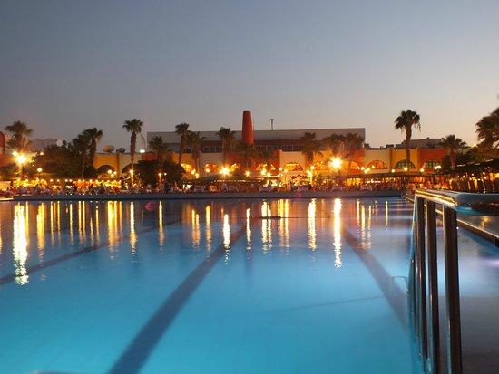 Arabia Azur Resort : kolacja