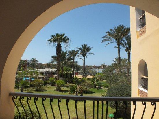 Arabia Azur Resort : widok z pokoju